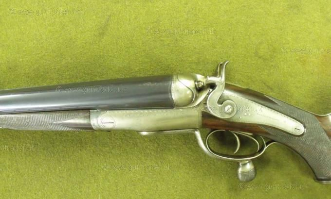 Holland & Holland 08 gauge Wildfowler