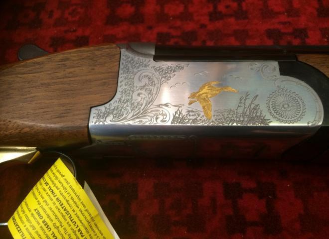 Lincoln 28 gauge Premier Gold