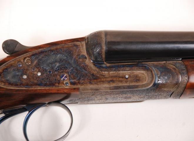 Crockart, J. & Son 16 gauge Sidelock