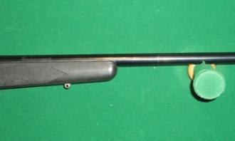 Winchester .243 70 Featherweight (blue / synthetic) - Image 2
