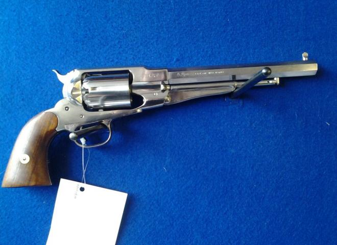 Pietta .44 Remington 1858 Compitition S/Steel ( )