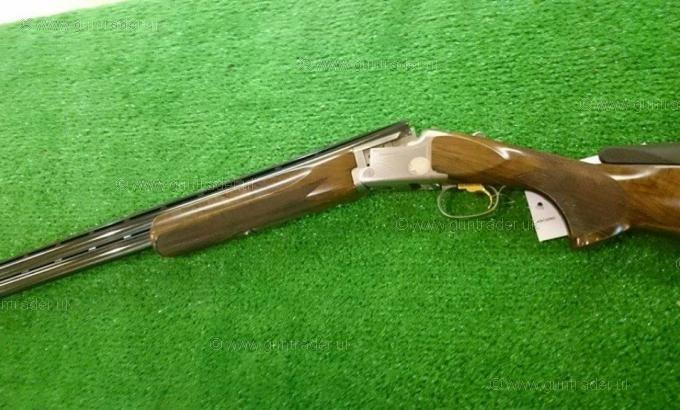 Browning 12 gauge Ultra XTR Prestige trap (LEFT HAND)