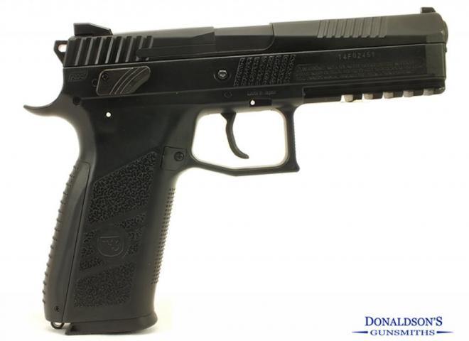 AGS .177 P-09 Blowback