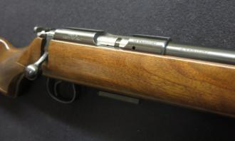 CZ .17 HMR 455 Varmint Carbine (Screw Cut 1/2
