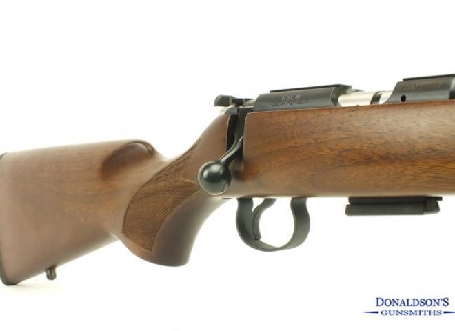 CZ .17 HMR 455 Varmint Custom