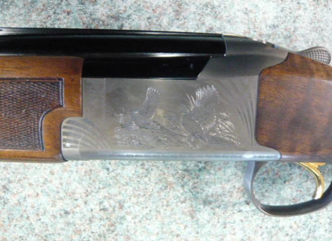 Browning 12 gauge B725 Hunter (Grade 1)