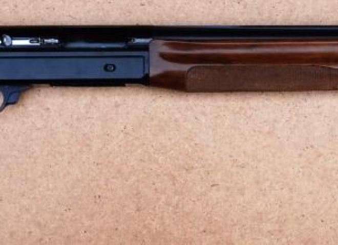 Benelli 12 gauge SL 80