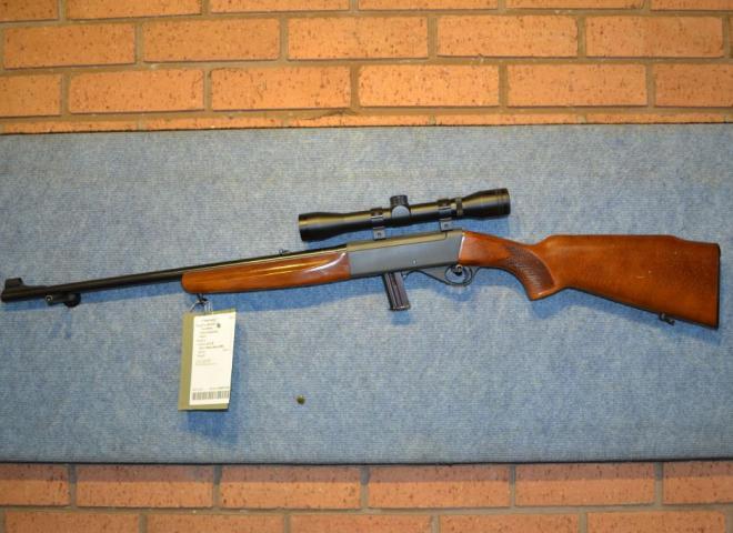 Anschutz .22 LR