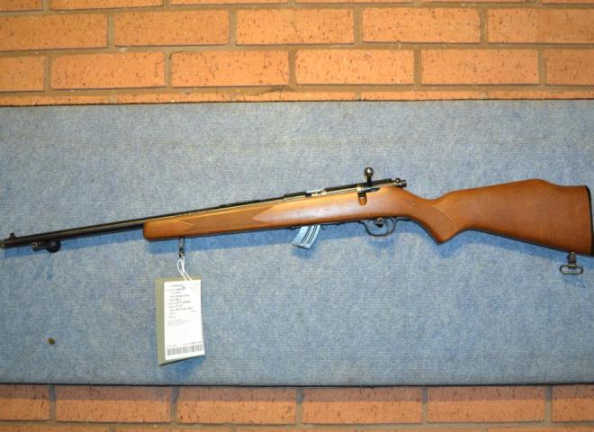 Savage Arms .22 LR MK 2 (LEFT HANDED)