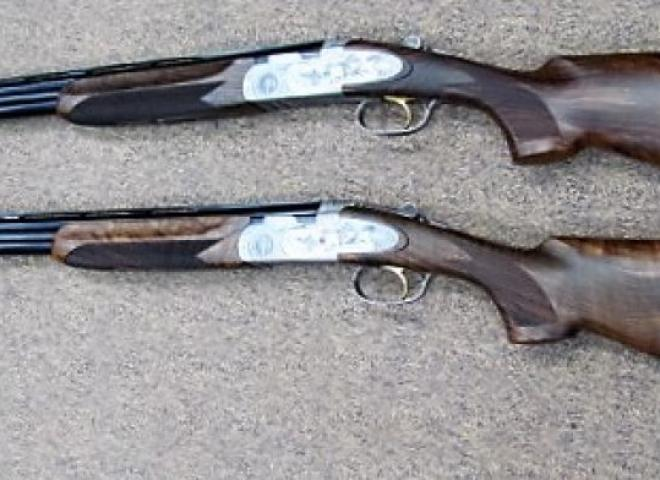 Beretta 20 gauge 687 EELL (Field (Game scene) PAIR)