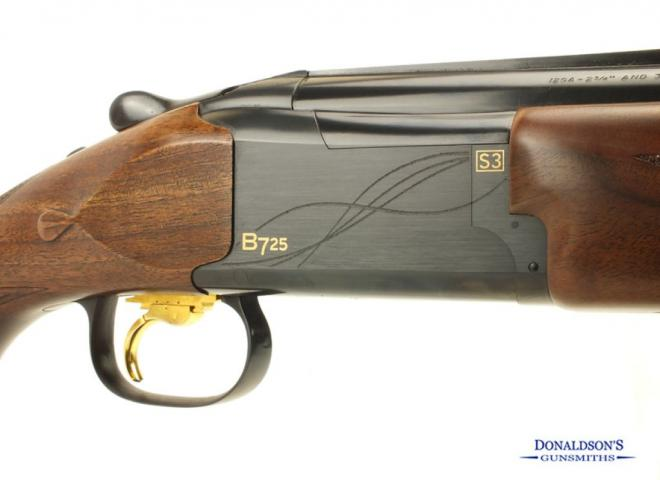 Browning 12 gauge B725 Sporter Black Edition (L/H)