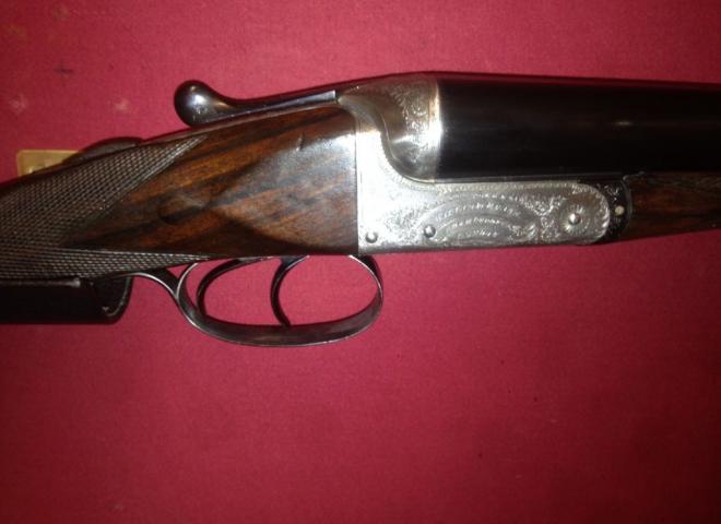 Evans, William 12 gauge B.L.E