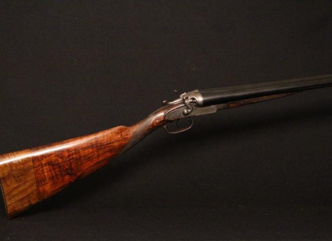 Charles H. Cooper 12 gauge