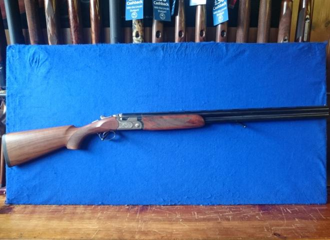 Beretta 12 gauge 690 Field I (Scroll)