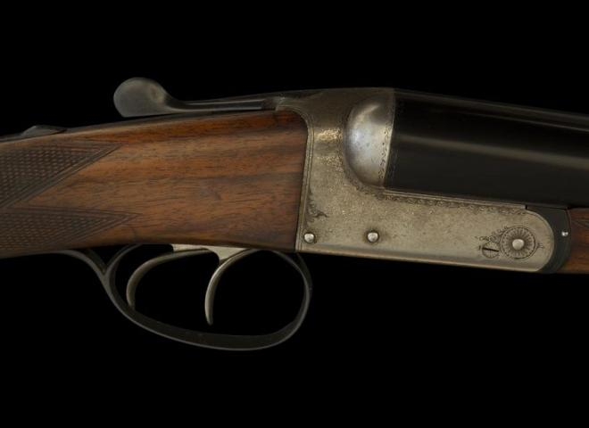 Churchill, E. J. 12 gauge Boxlock