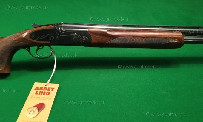 Gamba 12 gauge side plate special edition
