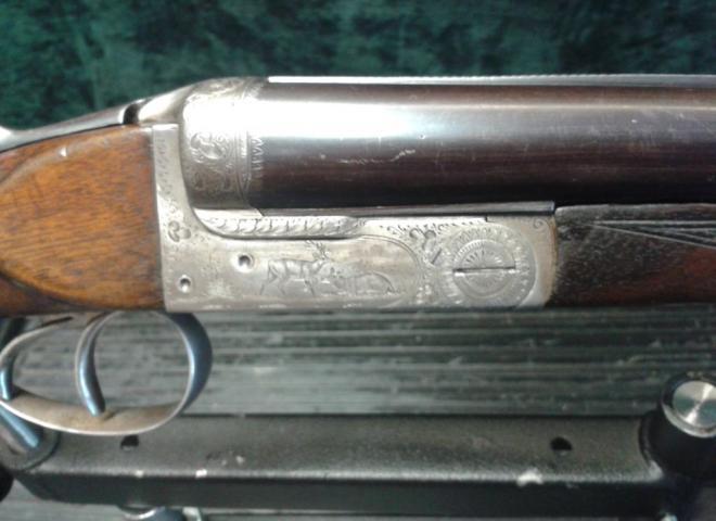 BELGIAN 12 gauge