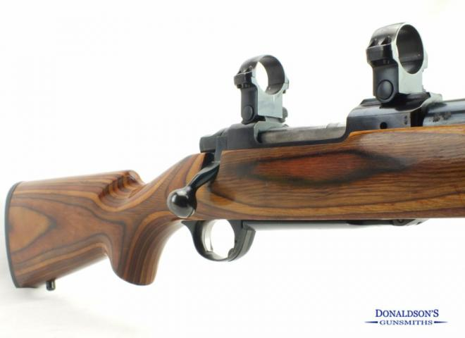 Ruger .22-250 M77 Mk I Laminated Blued