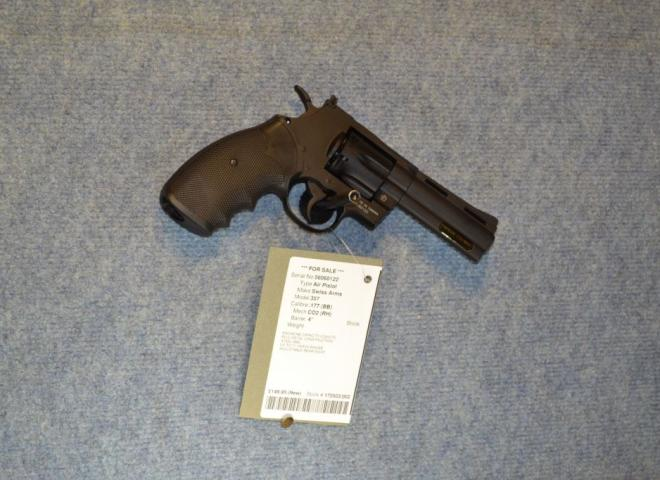 Swiss Arms .177 (BB) 357