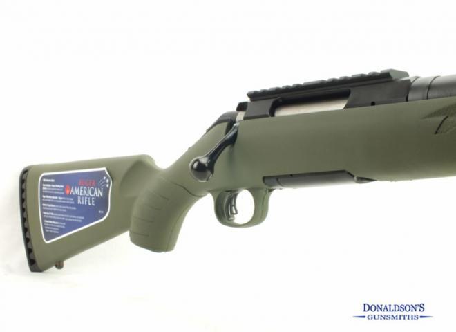 Ruger .223 American (Predator Green)