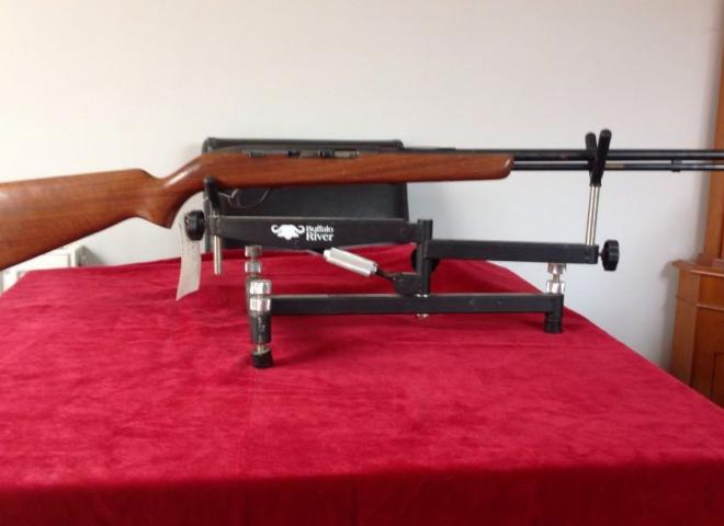 J.C Higgins .22 LR Model 25