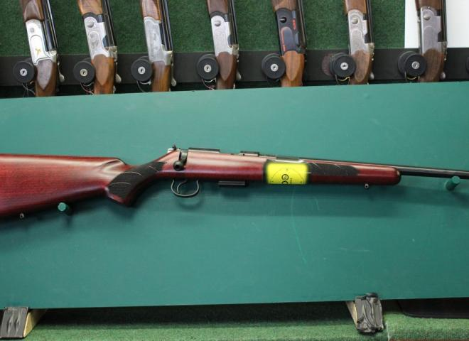 CZ .17 HMR 455 American Red (LIMITED EDITION)