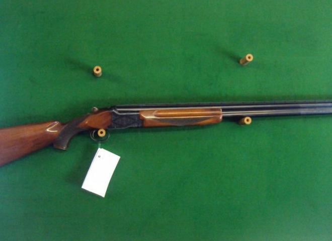 Winchester 12 gauge 101