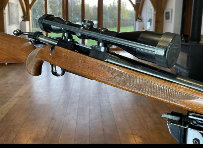 Browning .308 A Bolt - Hunter