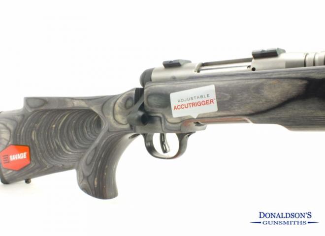 Savage Arms .17 WSM B.Mag TH/L/S