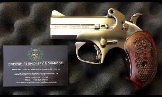 Bond Arms 410 gauge Derringer - Image 1