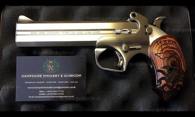 Bond Arms 410 gauge Derringer