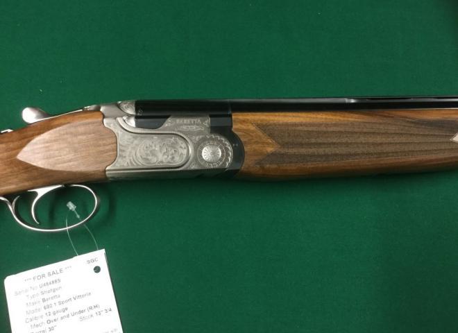 Beretta 12 gauge 690 1 VITTORIA (Sporter)