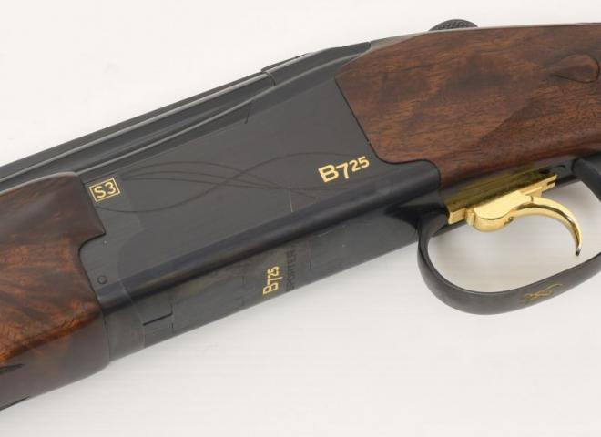 Browning 12 gauge B725 Sporter Black Edition