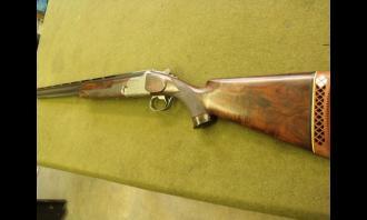 Browning 12 gauge B25 CUSTOM (Trap) - Image 1