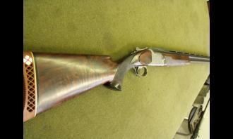 Browning 12 gauge B25 CUSTOM (Trap) - Image 3