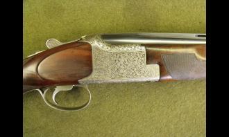 Browning 12 gauge B25 CUSTOM (Trap) - Image 4