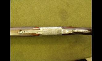 Browning 12 gauge B25 CUSTOM (Trap) - Image 5