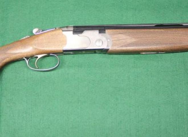 Beretta 20 gauge 686 White Onyx
