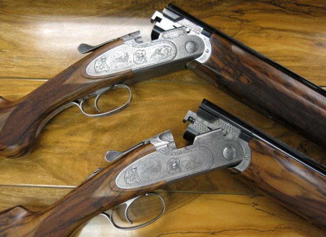 Beretta 12 gauge 687 EELL Classic (Game Fixed Choke)