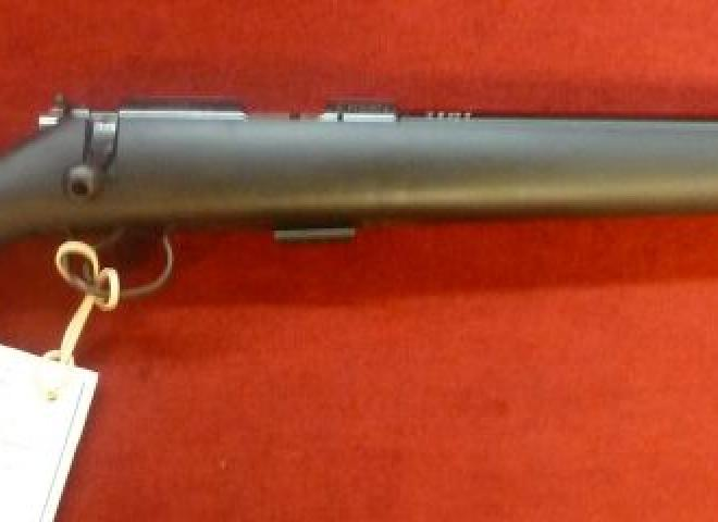 CZ .22 LR 455 American Moderated (BLACK SYNTHETIC)