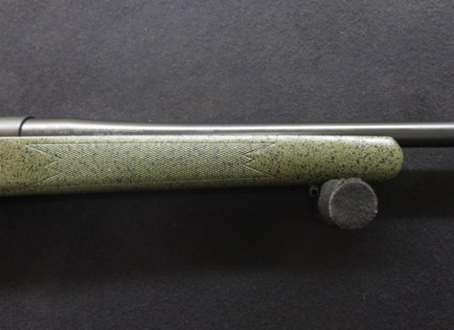 Bergara .243 B14 Hunter Synthetic Green