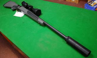Weatherby .308 Varmint Special (Includes Sound Moderator) - Image 3