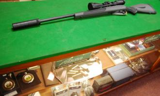 Weatherby .308 Varmint Special (Includes Sound Moderator) - Image 6
