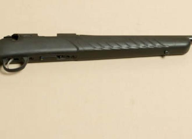 Sako .22 LR Quad Synthetic (B/A Rifle)