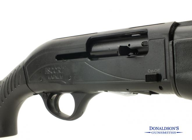 Hatsan Arms 12 gauge Escort Black Synthetic (0% Finance Over 6 months)