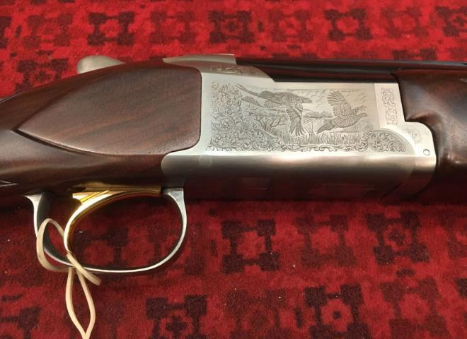 Browning 12 gauge B725 Hunter