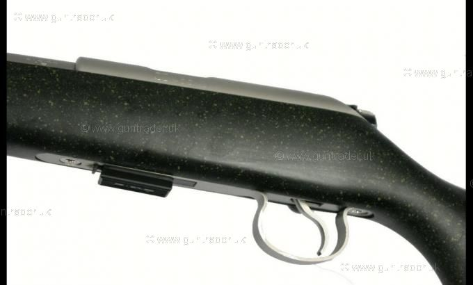 CZ .22 LR 455 American (Synthetic Stainless)