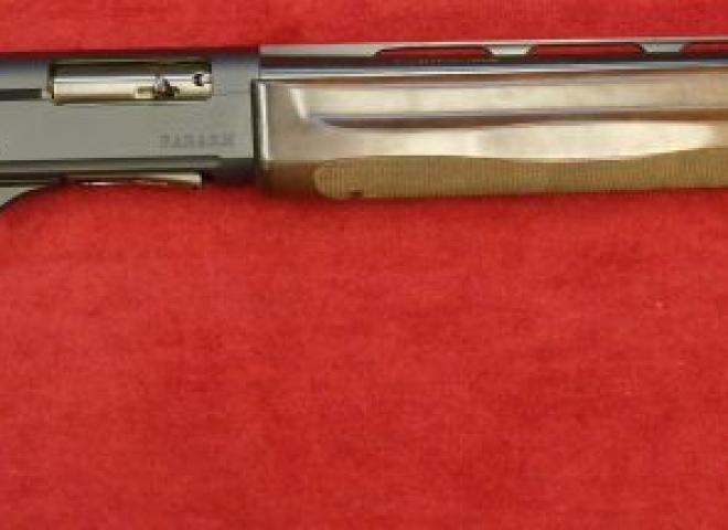 Fabarm 12 gauge Lion H368