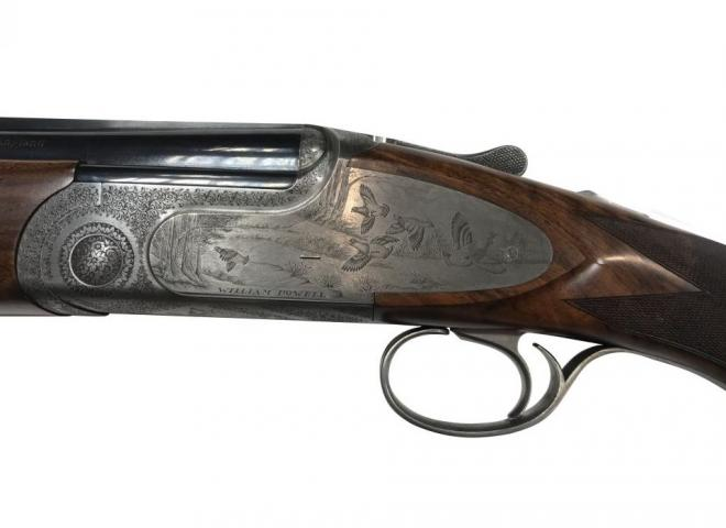 Powell, William 12 gauge Pegasus (Game Scene)