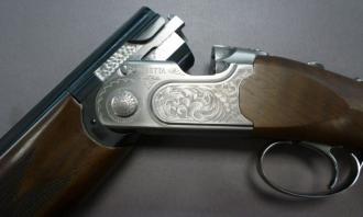 Beretta 20 gauge 690 I Field (Scroll) - Image 3
